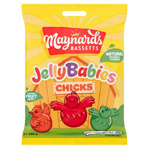 Bassetts Jelly Chicks