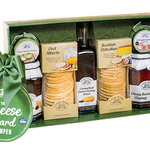 Cottage Delight The Cheese Board Hamper