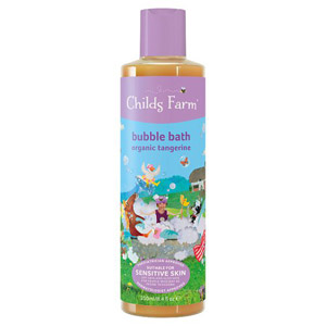 Childs Farm Bubble Bath For All The Family Organic Tangerine