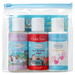 Childs Farm Top To Toesie Kit For Kids