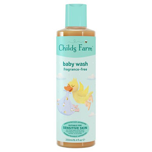 Childs Farm Baby Wash Fragrance Free