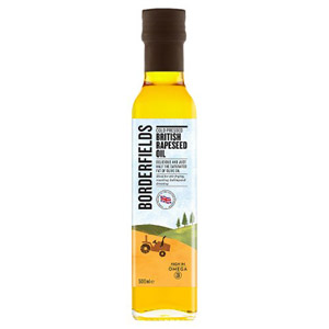 Borderfields Cold Pressed British Rapeseed Oil