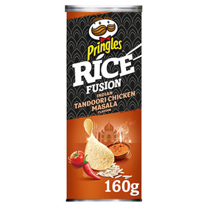 Pringles Rice Fusion Indian Tandoori Chicken Flavour