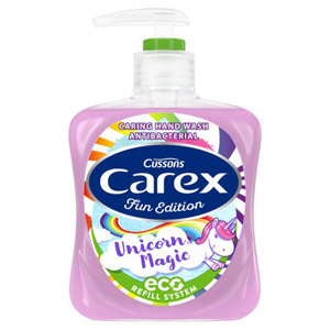 Carex Unicorn Magic Antibacterial Handwash