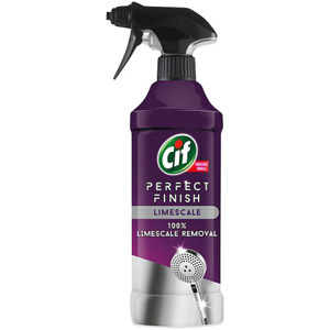 Cif Perfect Finish Limescale Remover Spray Cleaner