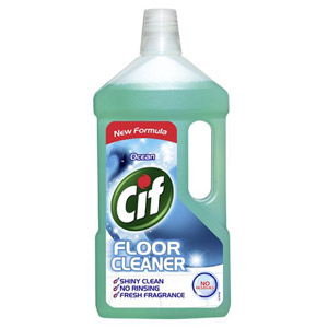 Cif Floor Cleaner Ocean