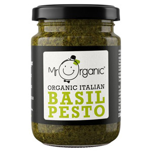 Mr Organic Basil Pesto