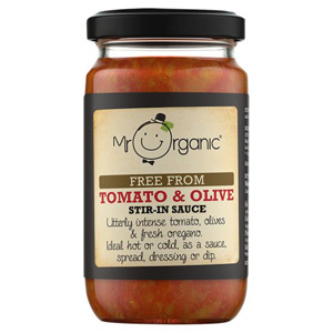 Mr Organic Tomato & Olive Add In