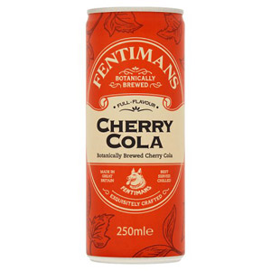 Fentimans Cherry Cola Can