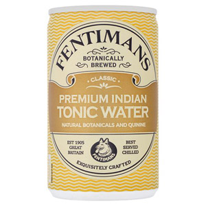Fentimans Premium Indian Tonic Water Can