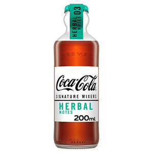 Coca-Cola Signature Mixers Herbal