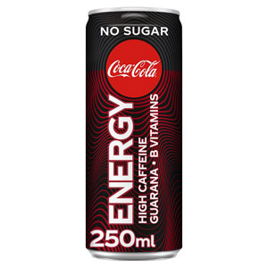Coca Cola Energy No Sugar