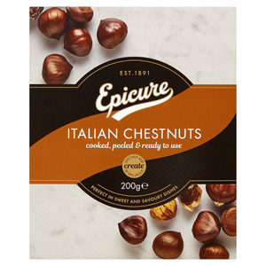 Epicure Cooked & Peeled Chestnuts