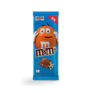 M&M'S Crispy Chocolate Block