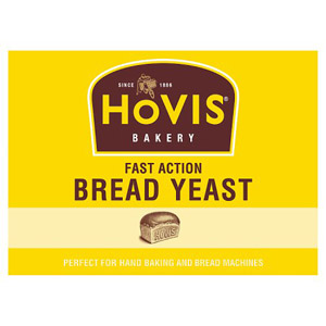 Hovis Fast Action Bread Yeast 6 x 7g