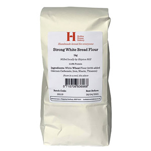 Hobbs House Bakery Premium Strong White Flour