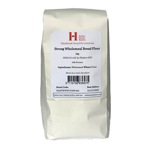 Hobbs House Bakery Strong Wholemeal Bread Flour