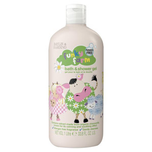 Baylis and Harding Funky Farm Bath and Shower Gel