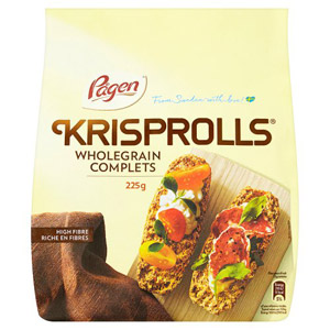 Pagen Wholegrain Krisprolls