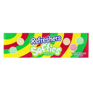 Candyland Refreshers Softies Tube