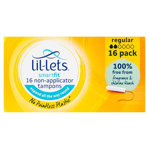 Lillets Tampons Regular 16 Pack