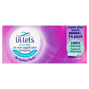 Lillets Tampons Super Plus Extra 14 Pack