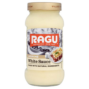 Ragu White Sauce For Lasagne