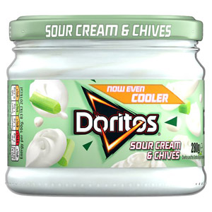 Doritos Sour Cream Chive Dip