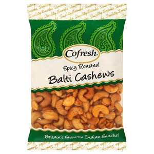 Cofresh Spicy Roasted Balti Cashews