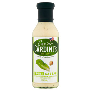 Cardini Caesar Low Fat Dressing