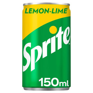 Sprite Lemon and Lime Small Can