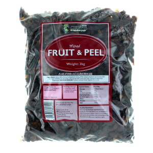 Curtis / Whitworths Dried Mixed Fruit 2kg