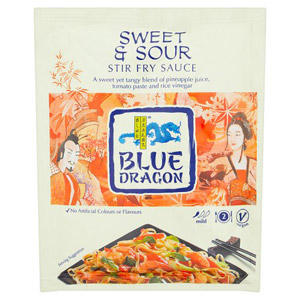 Blue Dragon Sweet and Sour Stir Fry Sauce