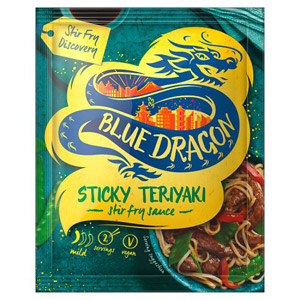 Blue Dragon Teriyaki Stir Fry Sauce