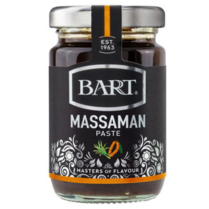 Bart Massaman Thai Paste