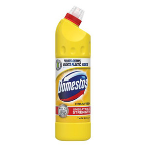 Domestos Bleach Citrus