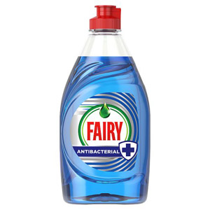 Fairy Eucalyptus Antibacterial Washing Up Liquid