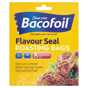 Baco Cook-In Bags 8 Pack