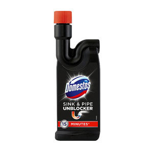 Domestos Sink & Pipe Unblocker