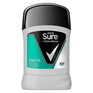 Sure For Men Motion Sense Sensitive Antiperspirant Deodorant Stick