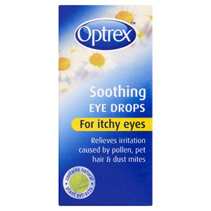 Optrex Itchy Eyes