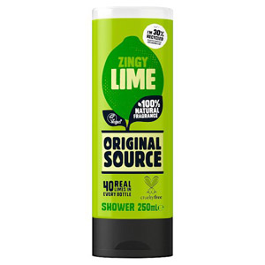 Original Source Zingy Lime Shower Gel