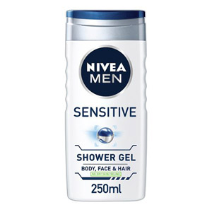 Nivea For Men Sensitive Shower Gel