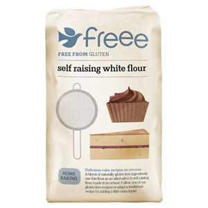 Doves Farm Gluten Free White Self Raising Flour