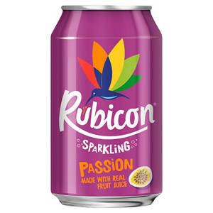 Rubicon Sparkling Passion Fruit Juice Drink