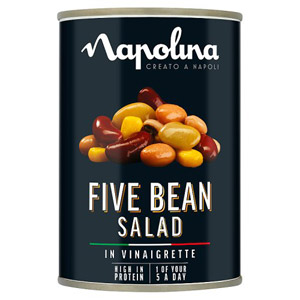 Napolina/Princes Five Bean Salad