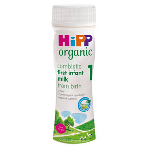 Hipp Organic First Infant Milk Ready To Use 200g