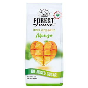 Forest Feast Exotic Dried Mango