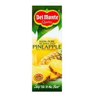 Del Monte Pure Gold Pineapple Juice
