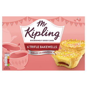 Mr Kipling Trifle Bakewells 6 Pack
